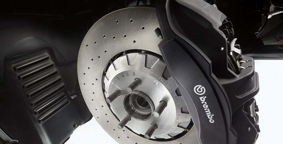 ford brake repair