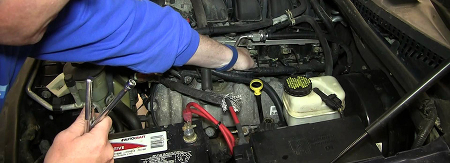 Electronic Ignition Repair