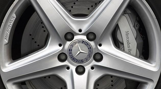 Mercedes Benz Brake Repair