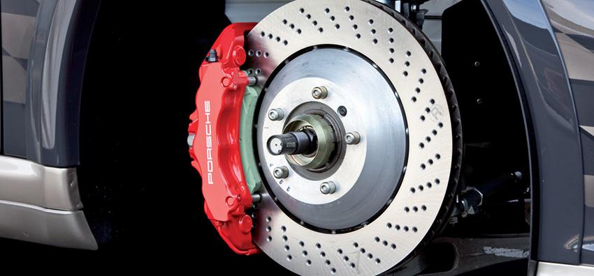 Porsche Brake Repair