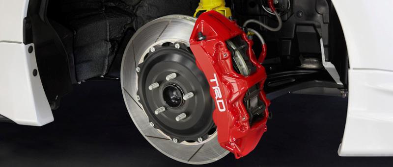 Toyota Brake Repair