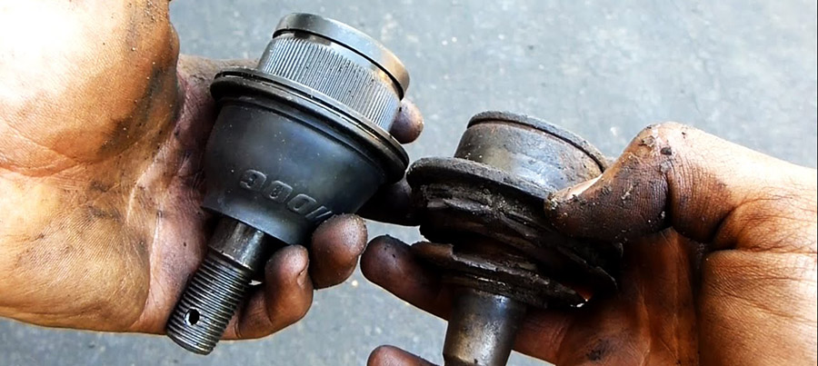 Ball Joint Repair