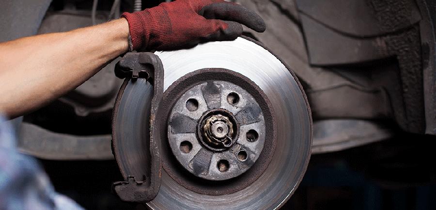 Mini Cooper Brake Repair