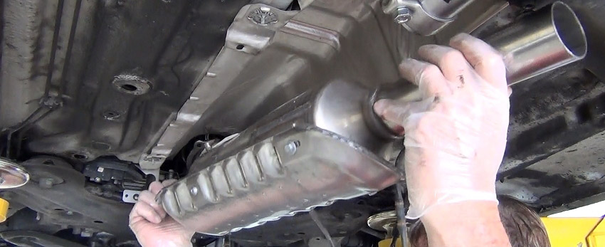 catalytic converter repair