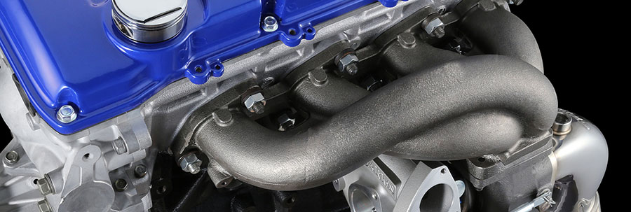 Exhaust Manifold Repair