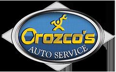 Orozco's Auto Service Logo