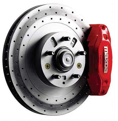 Mazda Brake Repair