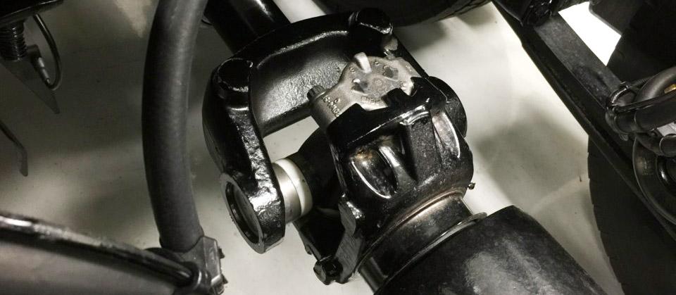 U Joint Repair